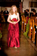 Junior Bridesmaid or Cotillion Dresses Style 388