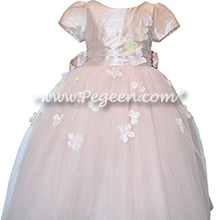 Flower Girl Dress Style 900 - Earth Fairy from the Fairytale  Collection in Ballet Pink