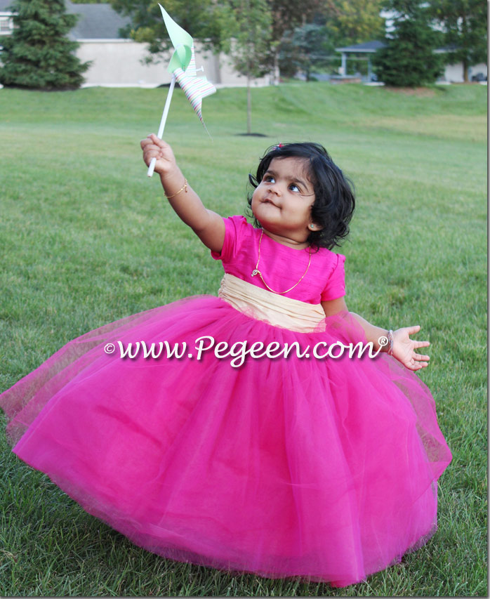 Flower Girl Dresses Customer Gallery from happy customers PEGEEN