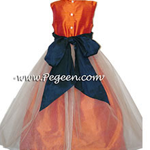 Mango Tulle flower girl dress