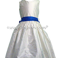 Sapphire JR. BRIDESMAID DRESS STYLE 388 BY PEGEEN