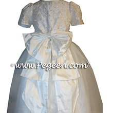 SEQUINED Flower Girl Dresses