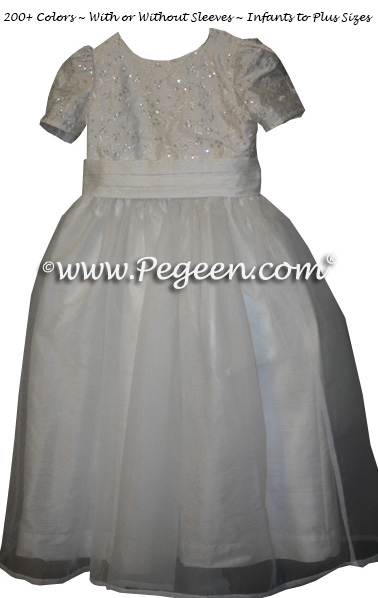 Crucifix Communion Dresses