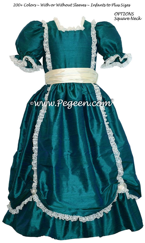 Victorian Style Nutcracker Clara Costume by Pegeen.com