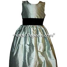 JIM HJELM CUSTOM FLOWER GIRL DRESSES