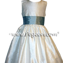 Jim Hjelm Matching Flower Girl Dress