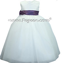 Europeri and Antique White ballerina style with white tulle