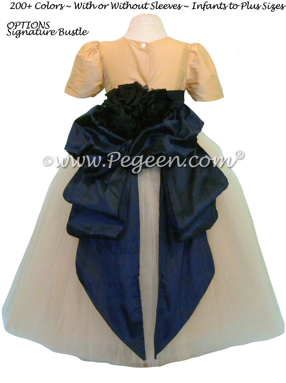 Custom Flower Girl Dresses What Others Have Done 9 Pegeen