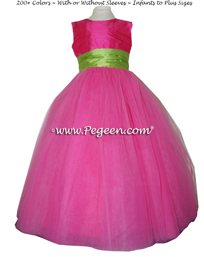 Data Base Flower Girl Dresses 17
