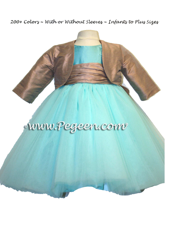 801 Infant and toddler style dress