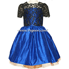 Jr Bridesmaid Aloncon Lace Bodice Shell