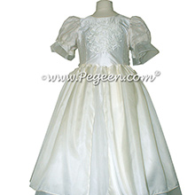 The Guenievere from the Regal Collection - A special collection of Flower Girl Dresses fit for royalty
