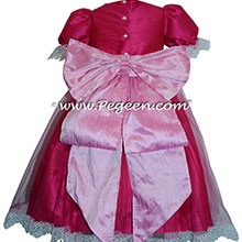 Raspberry and Rose Nutcracker Clara Dress