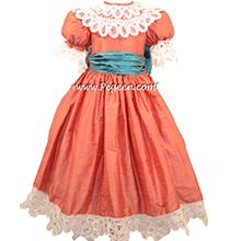 Battenburg Party Scene Dress