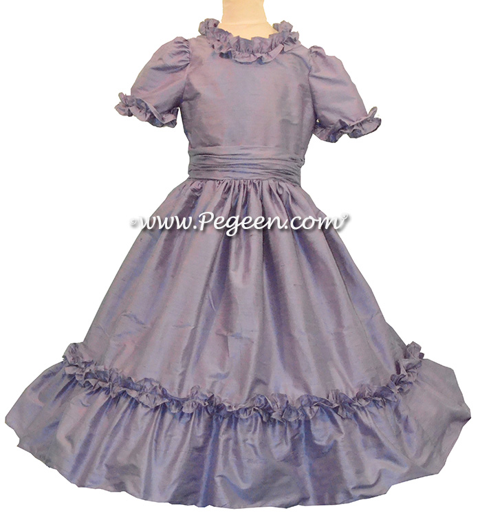 Nutcracker Performance Party Dress for Party Scene Cousin Costume