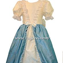Clara Party Dress for Nutcracker Ballet - Part of the Nutcracker Collection Style 752 | Pegeen