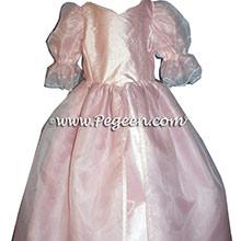 Nutcracker Performance - A Pink Sequined Dress - The party Dress for Clara's Nutcracker | Pegeen