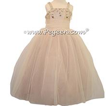 Topaz Fairy Tale Dress with Swarovski Crystals