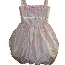 Peony Pink Jr. Bridesmaids Dresses - Peony Pink Jr. Bridesmaids Dresses Style 954 - PEGEEN
