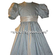 SILK WIZARD OF OZ DOROTHY DRESSES