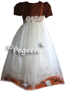 Flower Girl Dress 332