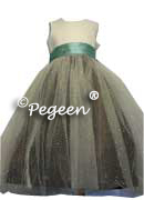 Flower Girl Dress 372
