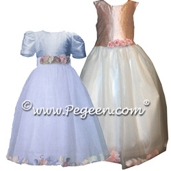 Petal Flower Girl Dresses 331