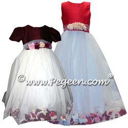 Flower Girl Dresses 333