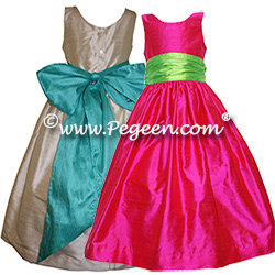 Junior Bridesmaids Dresses 388