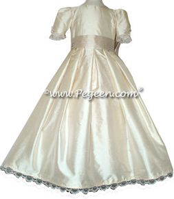 Princess Kate Flower Girl Dress from the Regal Collection by Pegeen
