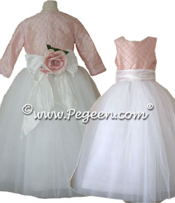 Anne Flower Girl Dress from the Regal Collection by Pegeen