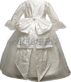 Marie Antoinette Flower Girl Dress from the Regal Collection by Pegeen
