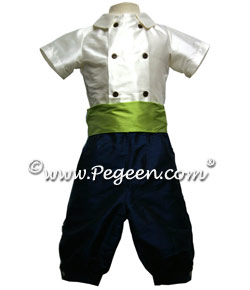 Prince George from the Regal Collection Style 509 Page Boy Suit