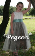 Junior Bridesmaid Dress 382