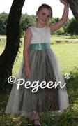 Junior Bridesmaid Dress 382