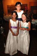 Junior Bridesmaid Dress 320