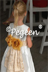 Flower Girl Dress of the Month, Flower Girl and Junior Bridesmaid Dress