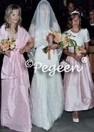 Junior Bridesmaid Dress 357