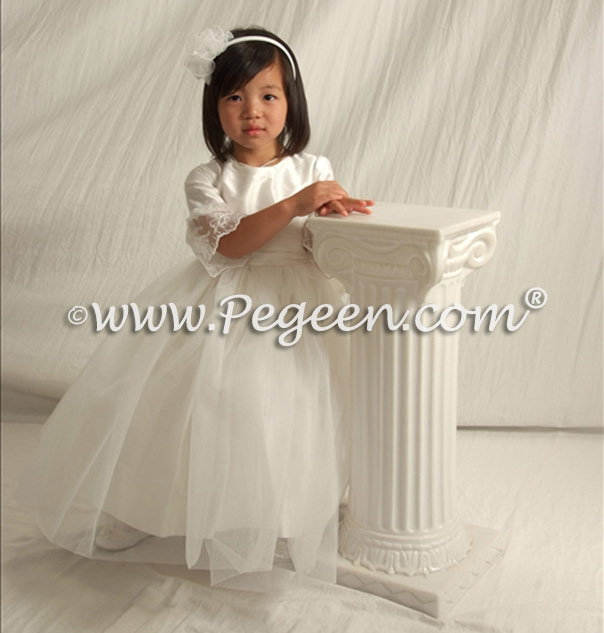 Marie Antoinette Pegeen Regal Collection Style flower girl dresses style 694
