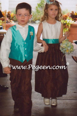 Boy's ring bearer suit