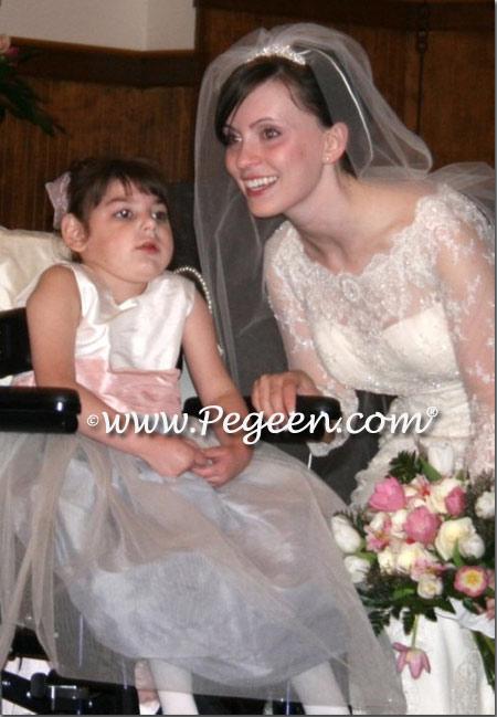 flower girl dresses for special needs children