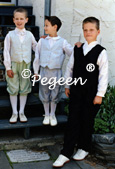 Boys Silk Suits