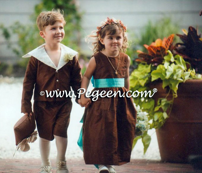 Boy's classic Ring Bearer Suits