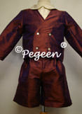 oys Silk Ringbearer Suit Style 212