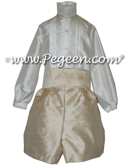 Boys French Style Page Boy Suit Pegeen Style 510