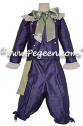 Boys British Styled Nutcracker or Ring Bearer Suit - Style 540