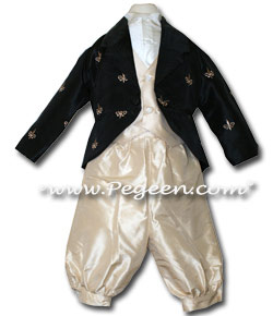 Prince Harry - a Pageboy outfit with coat Part of the Regal Collection by Pegeen and Knickers Style 590