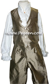 Couture Boys Pirate Silk Shirt Pageboy suit style 592