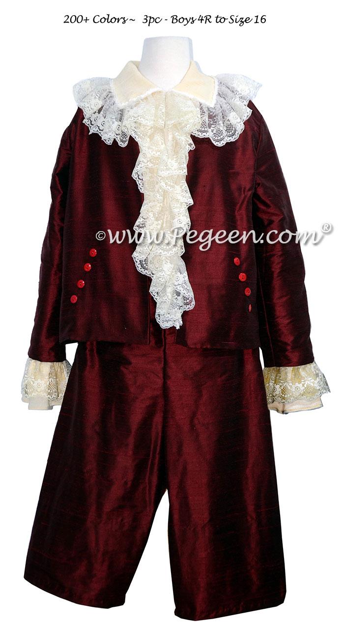 Ring Bearer Suit 597