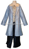Pirate Pants - Long Jacket Suit 598 for Nutcracker
